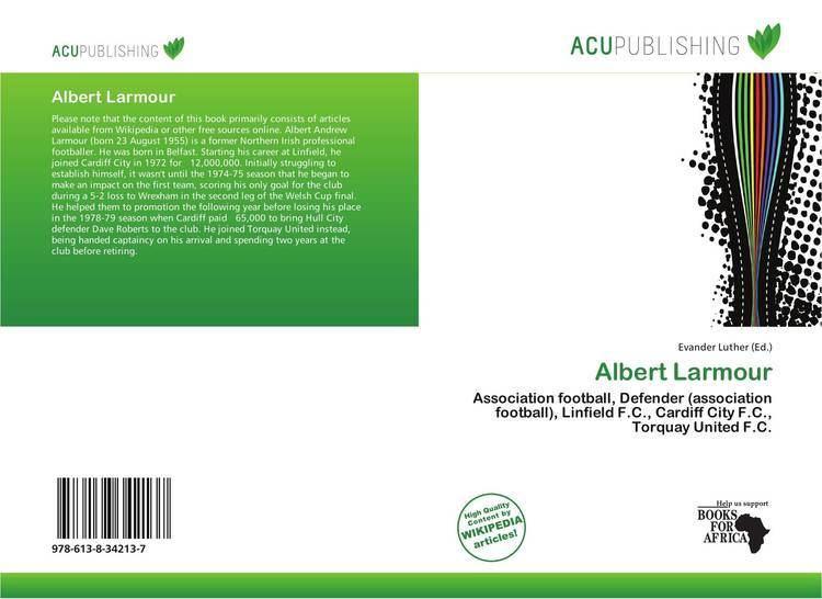 Albert Larmour Albert Larmour 9786138342137 6138342135 9786138342137