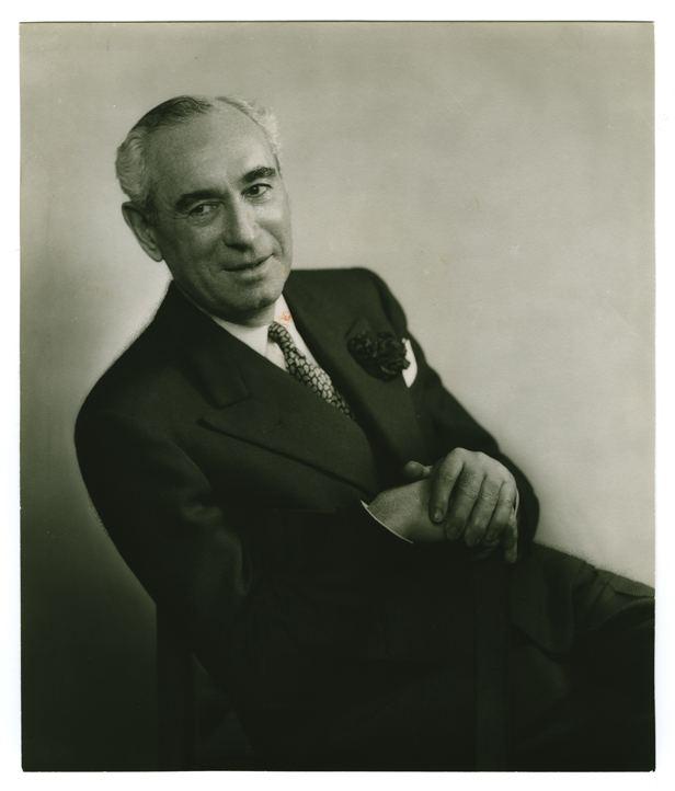 Albert Lasker Albert D Lasker ca Early 1940s