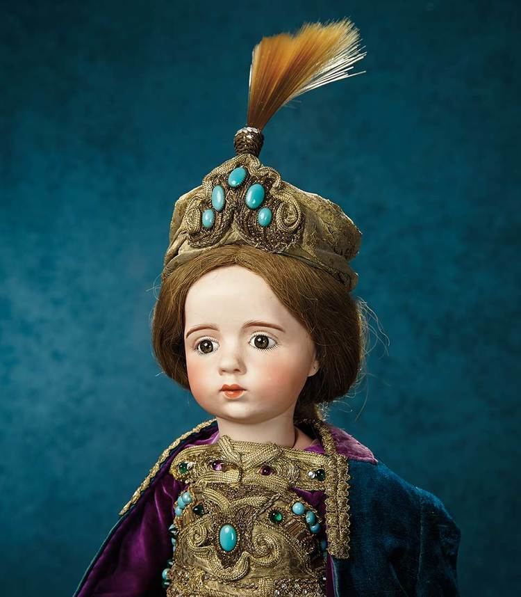 Albert Marque Forever Young Marquis Antique Doll Auction 17 Outstanding French