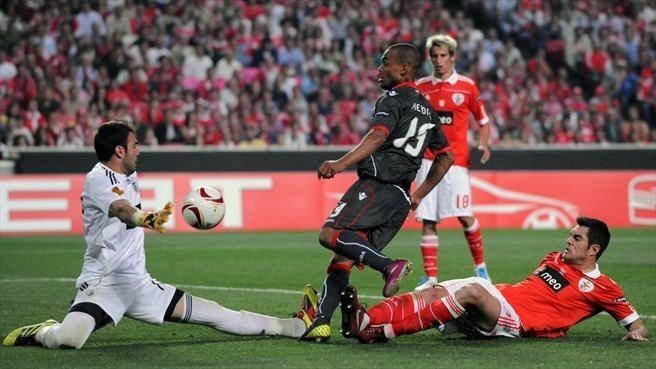 Albert Meyong Braga 39calm39 about Benfica setback UEFA Europa League