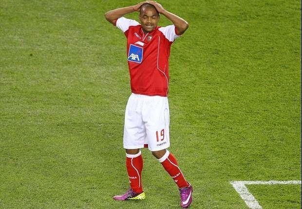 Albert Meyong Braga forward Albert Meyong We39ve written history by
