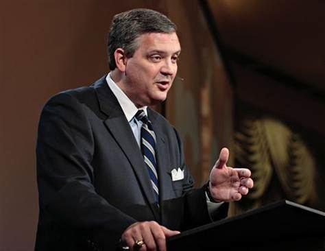 Albert Mohler Baptist Leader Delivers Stinging Rebuke to Fellow