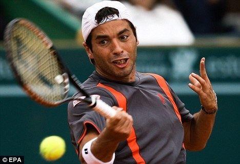 Albert Montanes Roger Federer suffers shock defeat to Albert Montanes in