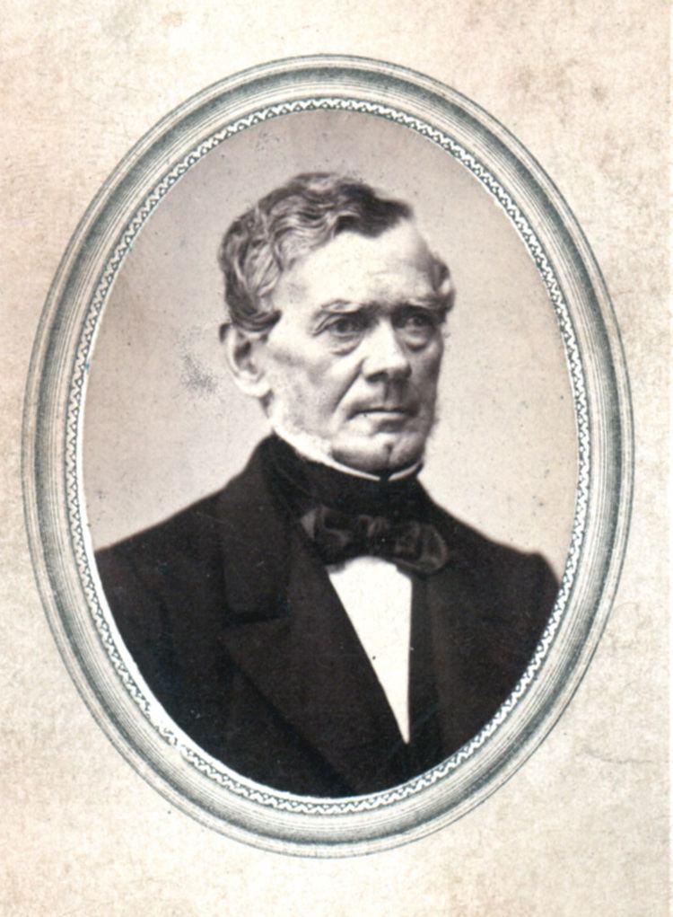 Albert Mousson