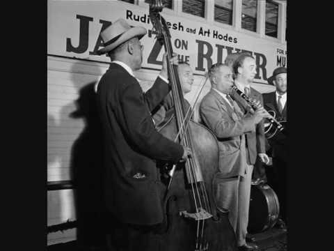 Albert Nicholas ALBERT NICHOLAS with LINO PATRUNO amp his Dixieland Jazz