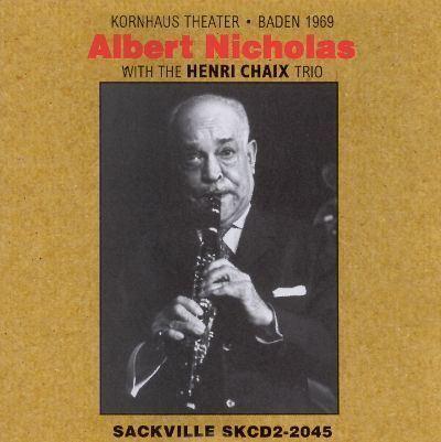 Albert Nicholas Albert Nicholas Biography Albums amp Streaming Radio