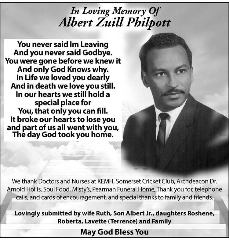 Albert Philpott Albert Zuill Philpott Obituary View Albert Philpotts Obituary by