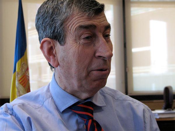 Albert Pintat El Govern andorr reconeix que la situaci del catal al
