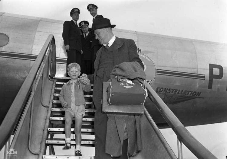 Albert Plesman Albert Plesman KLMs enterprising grandfather KLM Blog