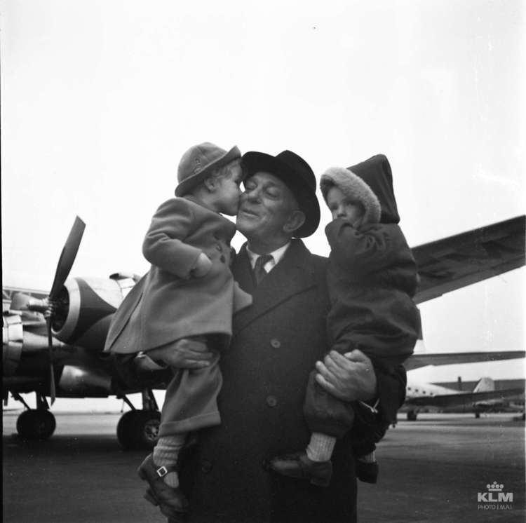Albert Plesman Albert Plesman KLM39s enterprising grandfather KLM Blog