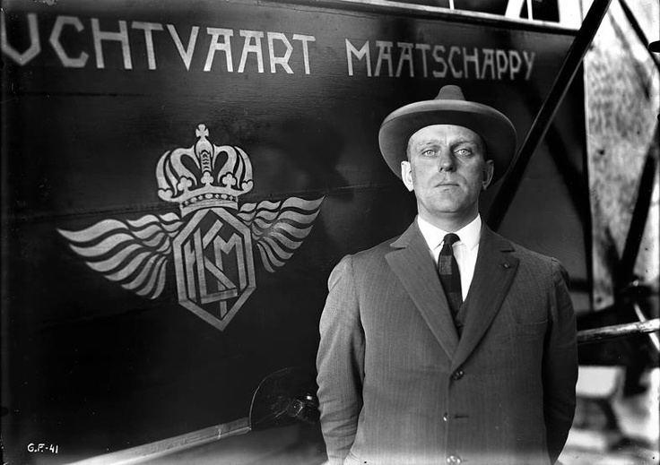Albert Plesman Albert Plesman Archives This Day in Aviation