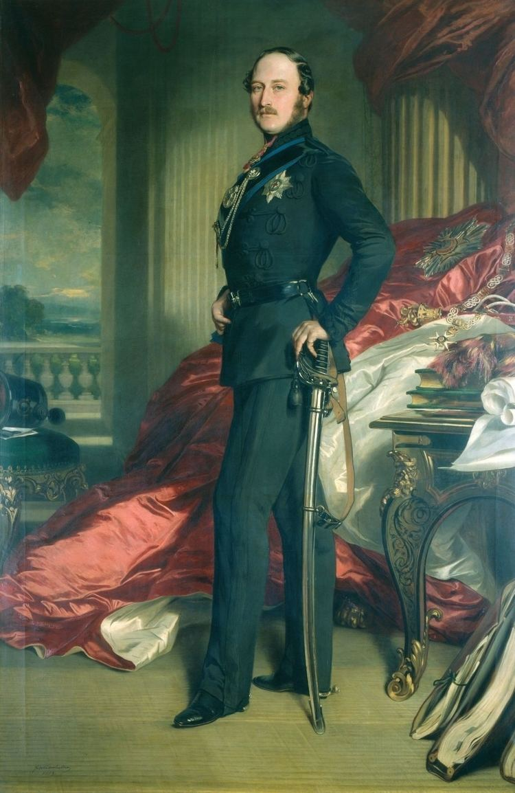 Albert, Prince Consort Albert Prince Consort Franz Xaver Winterhalter