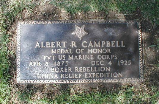 Albert Ralph Campbell PVT Albert Ralph Campbell 1875 1925 Find A Grave Memorial