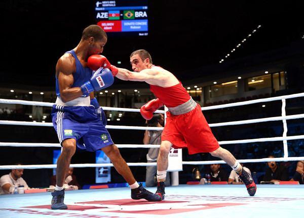 Albert Selimov Albert Selimov Photos Photos AIBA World Boxing Championships Doha