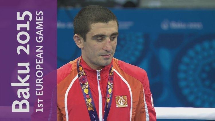 Albert Selimov Albert Selimov wins the Men39s Lightweight 60kg Boxing