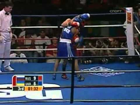 Albert Selimov Vasyl Lomachenko vs Albert Selimov World Boxing Championships