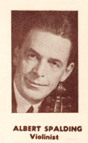 Albert Spalding (violinist) wwwsoundfountainorgremspaldinginsidebox300jpg