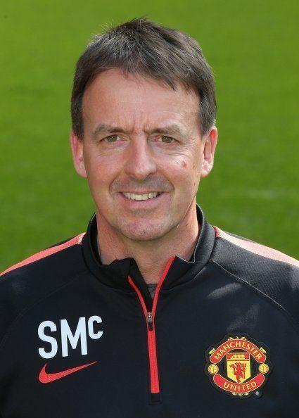 Albert Stuivenberg Manchester United Photocall 201415 Goalkeeper