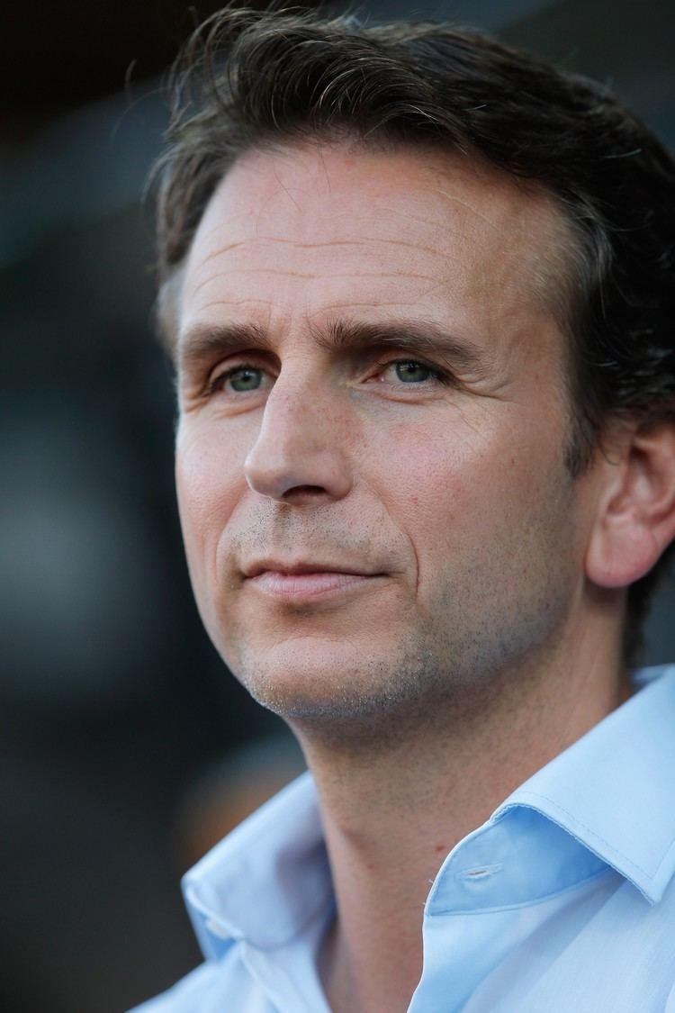 Albert Stuivenberg New coaching appointment Albert Stuivenberg Official