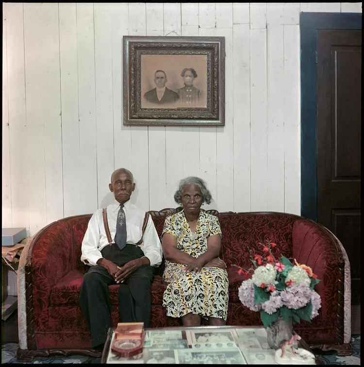 Albert Thornton Gordon Parks Mr and Mrs Albert Thornton Art Blart