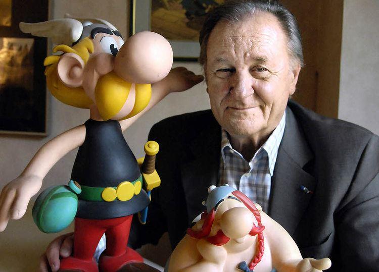 Albert Uderzo Panorama Asterix soll es noch einmal zeigen badische