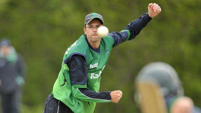 Albert van der Merwe (Cricketer)