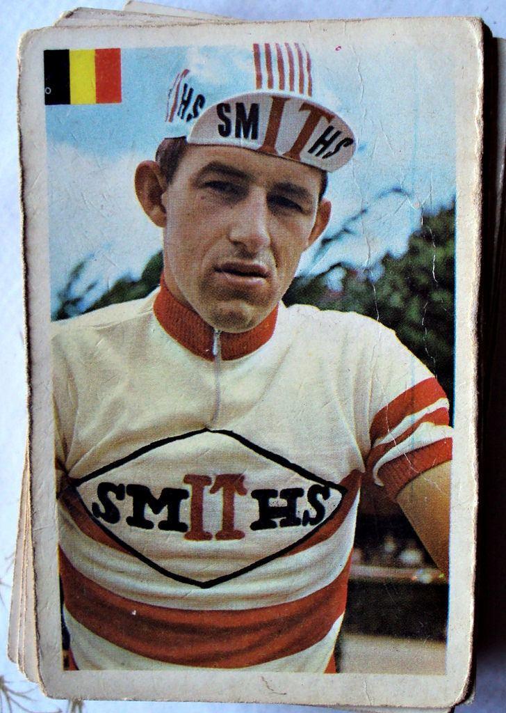 Albert Van Vlierberghe 1966 CC Albert Van Vlierberghe He was in 1963 Champion of Flickr