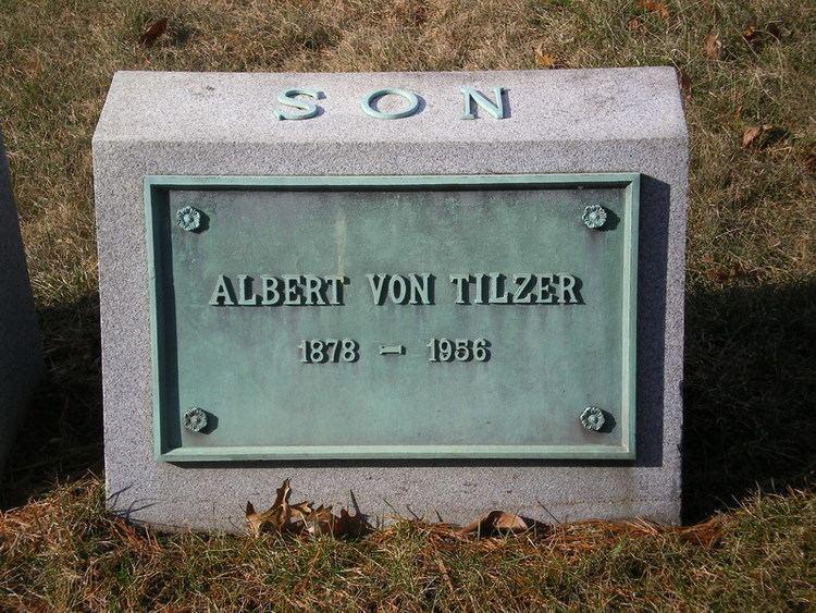 Albert Von Tilzer Albert Von Tilzer 1878 1956 Find A Grave Memorial
