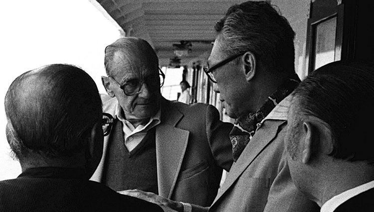 Albert Winsemius Dutch economist Albert Winsemius legacy to Singapore remembered
