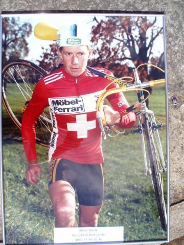 Albert Zweifel Zu Besuch bei Albert Zweifel 5facher Crossweltmeister