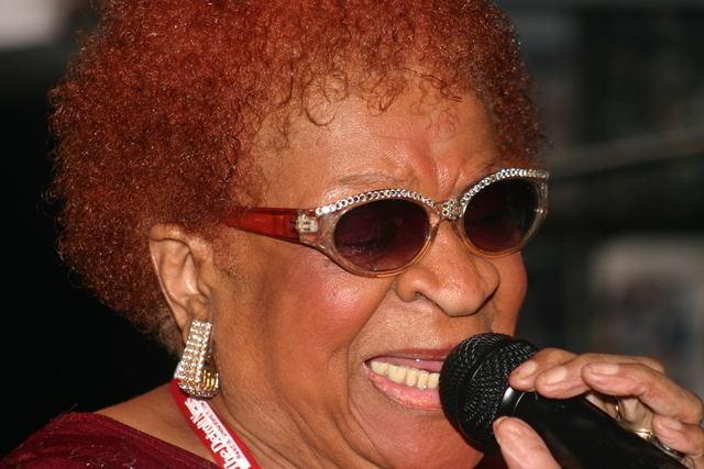 Alberta Adams Singer Alberta Adams Detroit39s Queen of the Blues dies