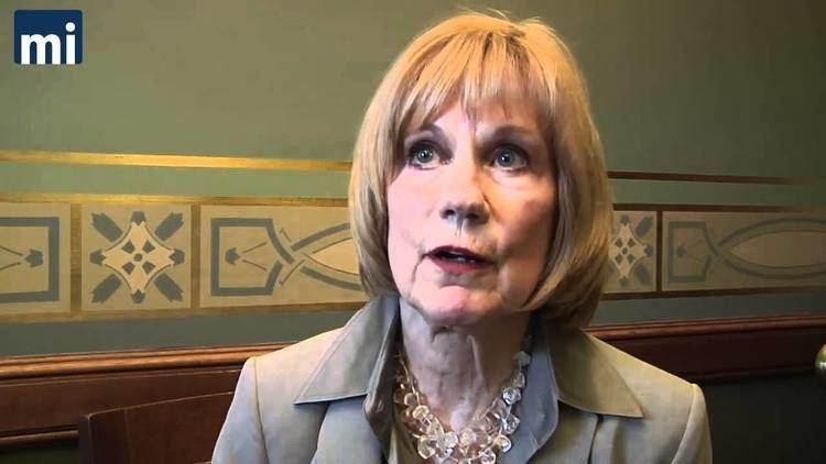 Alberta Darling Sen Alberta Darling Reacts to Budget Address YouTube