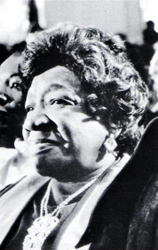 Alberta Williams King Alberta Christine quotMama Kingquot Williams King 1904 1974