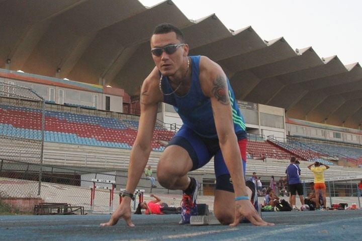 Alberth Bravo Atletismo Zuliano Alberth Bravo domina el ranquin nacional masculino