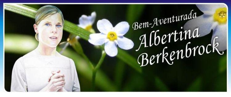 Albertina Berkenbrock Beata Albertina BerkenbrockMrtir Biografia dos Santos