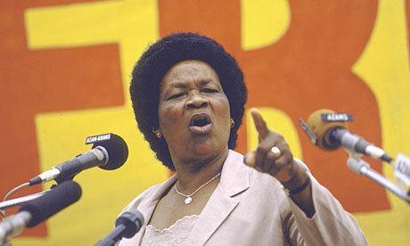 Albertina Sisulu Albertina Sisulu one of 39mothers39 of liberated South