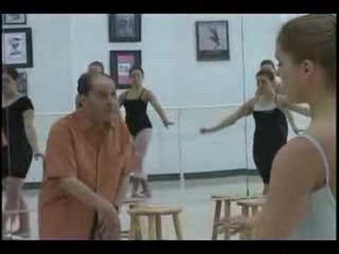 Alberto Alonso 90 Year Old Ballet Dancer Alberto Alonso YouTube