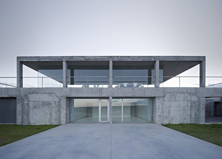 Alberto Baeza Casa Rufo by Alberto Campo Baeza