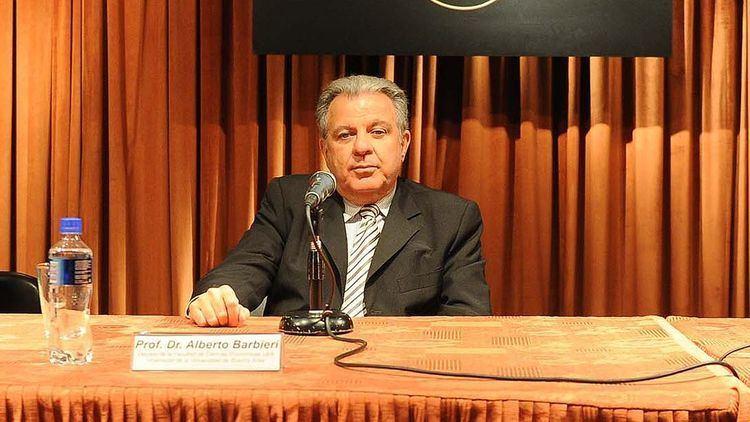 Alberto Barbieri Quin es Alberto Barbieri el nuevo rector de la UBA Infobae