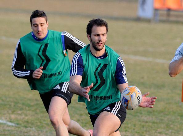 Alberto Benettin Alberto Benettin Photos Photos Aironi Rugby Training Session Zimbio
