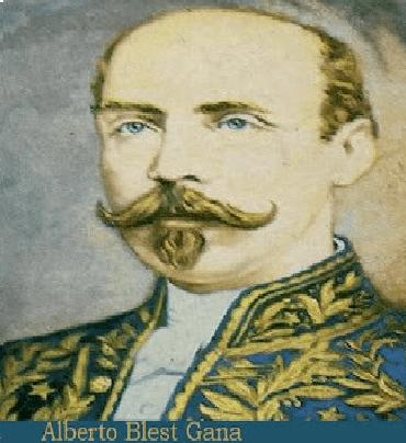 Alberto Blest Gana BIOGRAFA DE ESCRITORES ALBERTO BLEST GANA