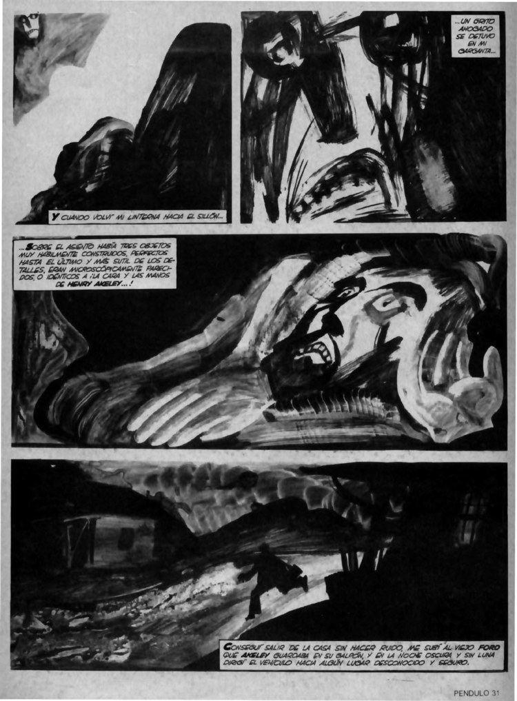 Alberto Breccia Alberto Breccia and The Power of Suggestion in Horror