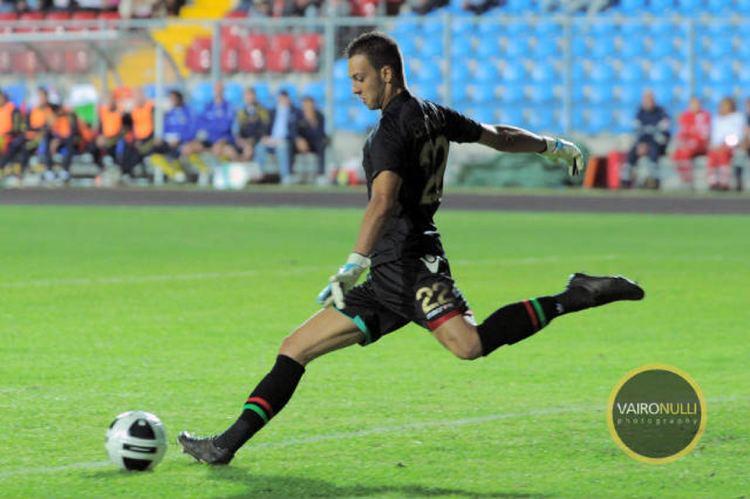 Alberto Brignoli Juventus secures goalkeeper IFD