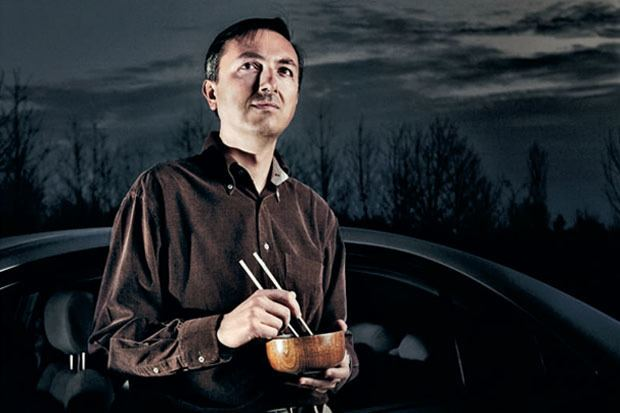 Alberto Broggi From Italy to China on autopilot Wired UK