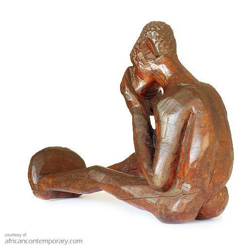 Alberto Chissano CHISSANO Alberto Chissano Mozambique master sculptor