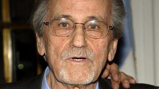 Alberto de Mendoza A los 88 aos falleci el actor Alberto de Mendoza