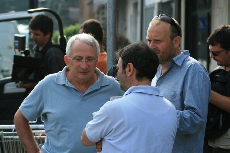 Alberto Franceschini Alberto Franceschini Gianfranco Pannone e Giovanni Fasanella sul