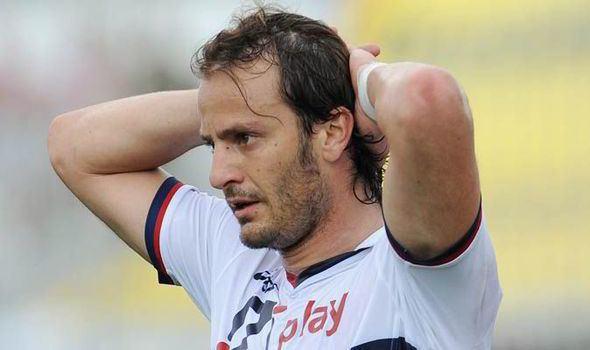 Alberto Gilardino Genoa star Alberto Gilardino spurns West Ham and