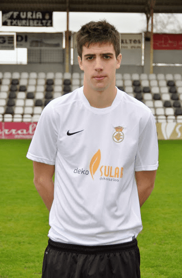 Alberto Gorriz Pasin Txuribeltz Real Unin Club de Irn Entrevista a