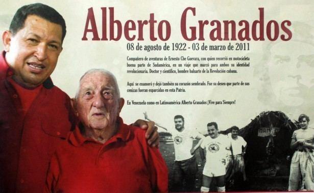 Alberto Granado CDI venezolano lleva el nombre de Alberto Granado